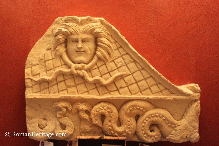 Baños Romanos Andalucia:Spain Andalucia Jaen Mengibar Palace Hotel Baths BanosTermae