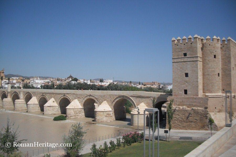 Córdoba Roman Bridge puente romano - Cordoba (city) (ciudad) - Córdoba - Anda...